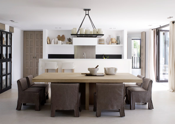 Dining table 12